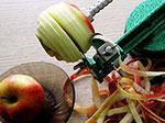 Резка яблок для сушки своими руками 86